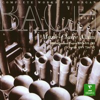 Bach, JS : Complete Organ Works Vol.4 — Marie-Claire Alain