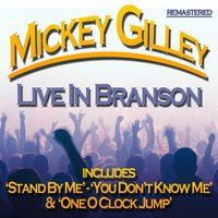 Live in Branson — Mickey Gilley