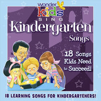 Kindergarten Songs — The Wonder Kids