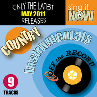 May 2011 Country Hits Instrumentals — Off the Record Instrumentals