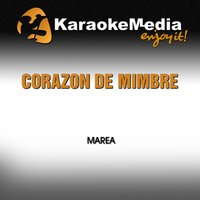 Corazón de Mimbre [In the Style of Marea] — Karaokemedia