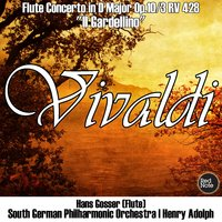 "Vivaldi: Flute Concerto in D Major Op.10/3 RV 428 ""Il Gardellino"" — South German Philharmonic Orchestra & Henry Adolph"