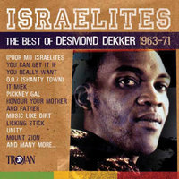 Israelites: The Best Of Desmond Dekker — Desmond Dekker