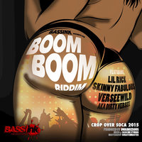 Boom Boom Riddim: Crop Over Soca 2015 — сборник