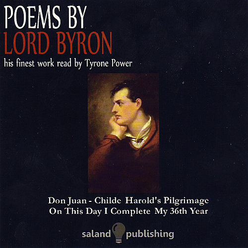 lord byron poem on this day i complete my 36 years essays