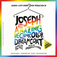 "Joseph And The Amazing Technicolor Dreamcoat — Andrew Lloyd Webber, Donny Osmond, ""Joseph And The Amazing Technicolor Dreamcoat"" 1992 Canadian Cast"