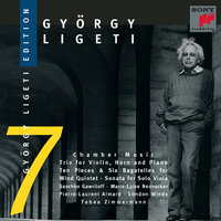 Ligeti: Chamber Music — Pierre-Laurent Aimard, Tabea Zimmermann, London Winds