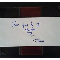 For You & I Both — Davon
