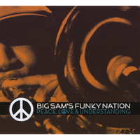 Peace, Love & Understanding — Big Sam's Funky Nation