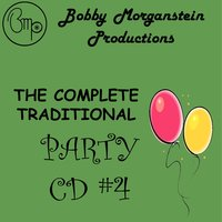 The Complete Traditional Party CD — Bobby Morganstein