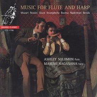 Music For Flute And Harp — Ashley Solomon