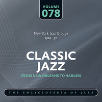 New York Jazz Groups 1924-30 — Tommy Dorsey, The Charleston Chasers