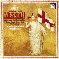 Handel: Messiah — Arleen Auger, Anne Sofie Von Otter, Howard Crook, John Tomlinson, The English Concert, Trevor Pinnock