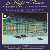 An Evening in Vienna — Eric Rogers, The London Festival Orchestra Conducted by Eric Rogers