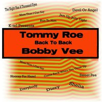 Back to Back - Tommy Roe & Bobby Vee — Tommy Roe & Bobby Vee, Tommy Roe, Bobby Vee