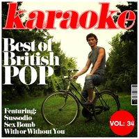 Karaoke - Best of British Pop, Vol. 34 — Ameritz Countdown Karaoke