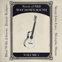 Roots of R & B, Vol. 1 - Way Down South — сборник