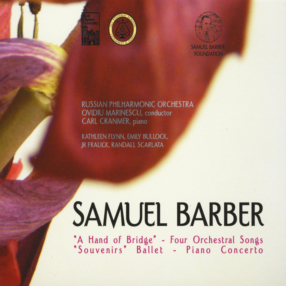 samuel barber first essay Samuel osborne barber ii was one of the most frequently performed composers both in the united states and in europe during the mid-twentieth century.