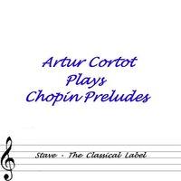 Cortot chopin preludes pdf