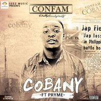 Confam (feat. Pryme) — Pryme, Cobany
