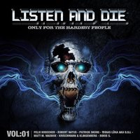 Listen And Die - Only For The Hardest People — сборник