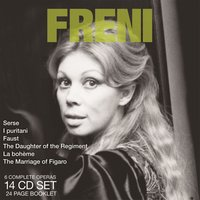 Legendary Performances of Freni — Mirella Freni