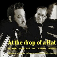 At The Drop Of Hat — Donald Swann, Michael Flanders