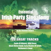 Essential Irish Party Singalong — The Shannon Singers