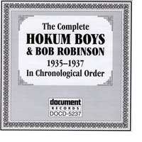 The Hokum Boys & Bob Robinson Vol. 2 1935-1937 — сборник