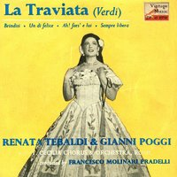 Vintage Classical No. 3 La Traviata — Renata Tebaldi And Gianni Poggi
