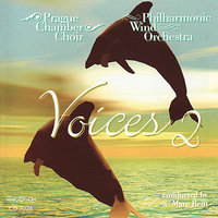 Voices 2 — Marc Reift, Philharmonic Wind Orchestra, Prague Chamber Choir