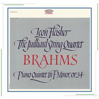 Brahms: Quintet for Piano and Strings in F Minor, Op. 34 — Leon Fleisher