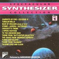 Spectacular Synthesizer Collection Vol. 1 — The Synthesizer