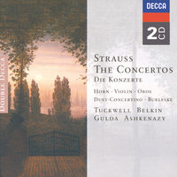 Strauss, R./Strauss, F.: The Concertos — сборник
