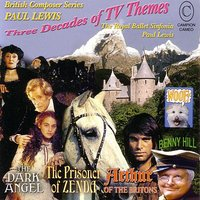 Lewis: Three Decades Of Television Themes — Paul Lewis, The Royal Ballet Sinfonia