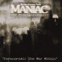 Paranormal: The War Within — Maniac: the Siouxpernatural