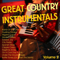 Great Country Instrumentals, Vol. 2 — сборник