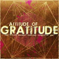 Attitude of Gratitude (feat. Jerk) — Jerk, True Rhymes Uniquely Teaching Honesty