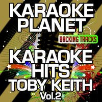 Karaoke Hits Toby Keith, Vol. 2 — A-Type Player