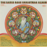 The David Rose Christmas Album — David Rose
