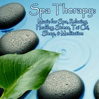 SPA THERAPY- Music for Spa, Relaxing, Healing, Stress, Tai Chi, Sleep, and Meditation — Spa Music Company