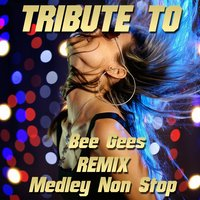 Tribute to Bee Gees Remix Medley Non Stop: You Should Be Dancing / More Than a Woman / Night Fever / How Deep Is Your Love / Tragedy / Stayin' Alive / Too Much Heaven / Payin' the Price of Love / To Love Somebody / Run to Me / Words / Massachussets — Factory