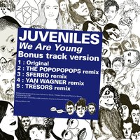 Kitsuné: We Are Young — Juveniles