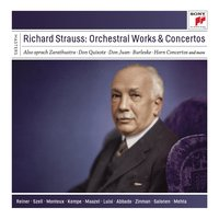 Richard Strauss: Orchestral Works and Concertos — сборник
