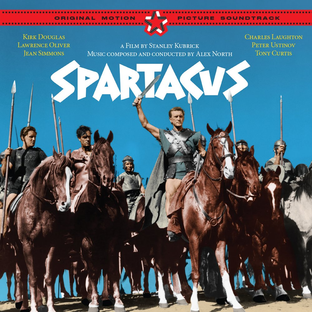 a review of spartacus a film by stanley kubrick