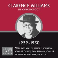 Complete Jazz Series 1929 - 1930 — Clarence Williams