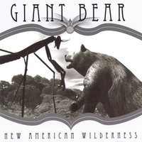 New American Wilderness — Giant Bear