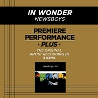 In Wonder (Premiere Performance Plus Track) — Newsboys