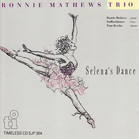 Selena's Dance — Tony Reedus, Ronnie Mathews, Stafford James