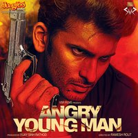 Angry Young Man — Nadeem, Amjad, Mikey McCleary, Amjad, Nadeem, Mikey Mccleary